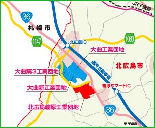Figure of traffic access