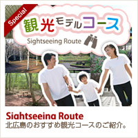 Sightseeing model course