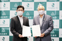 和大和運輸株式會社簽訂聯合協定了